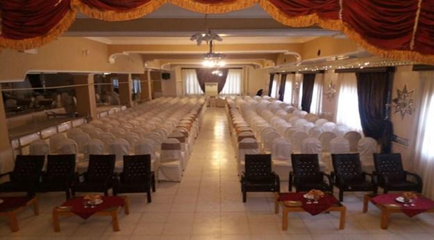 سالن همایش هتل شهاب گرگان-شهاب