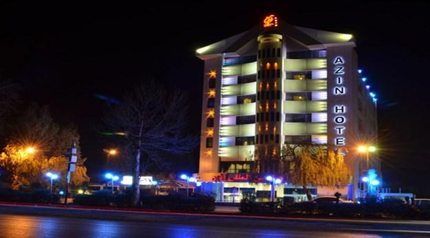 سردر هتل شهاب گرگان-شهاب