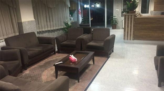 لابی هتل ایران پارک ارومیه-ایران پارک