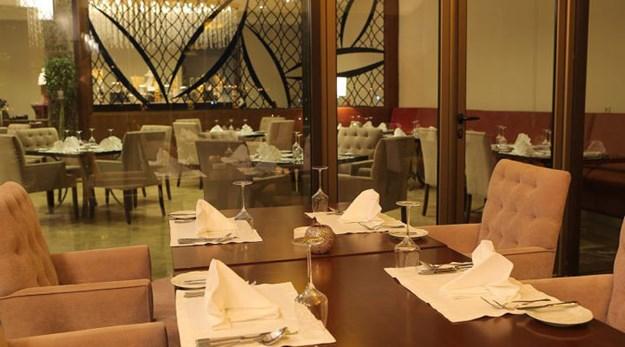 رستوران هتل آنا ارومیه-آنا