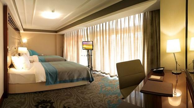 نمای اتاق استاندارد هتل آنا ارومیه-آنا