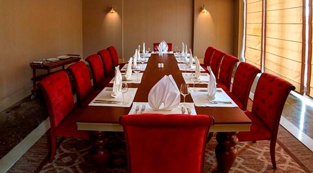 سالن اختصاصی هتل آنا ارومیه-آنا