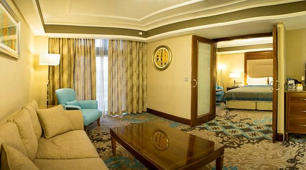 نمای سوییت رویال هتل آنا ارومیه-آنا