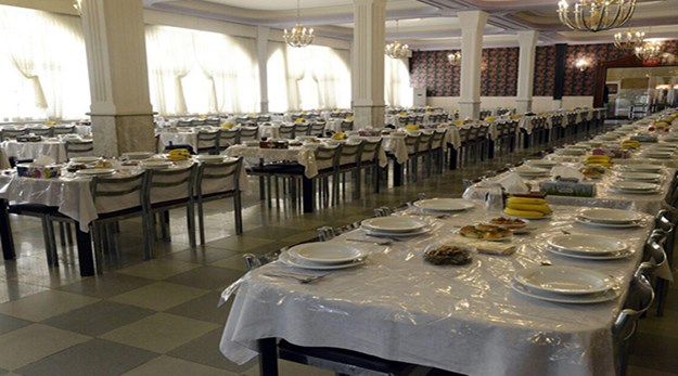 رستوران هتل ساحل ارومیه-ساحل