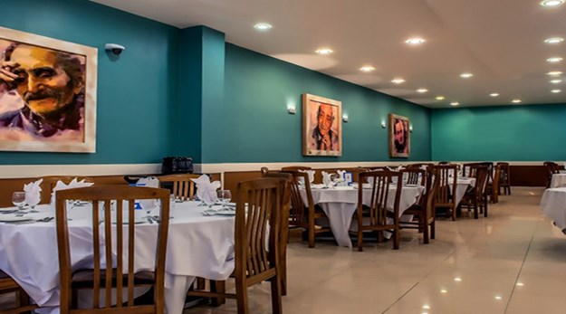 رستوران هتل جلفا اصفهان-جلفا