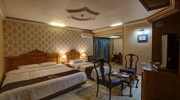 نمای اتاق هتل زهره اصفهان-زهره