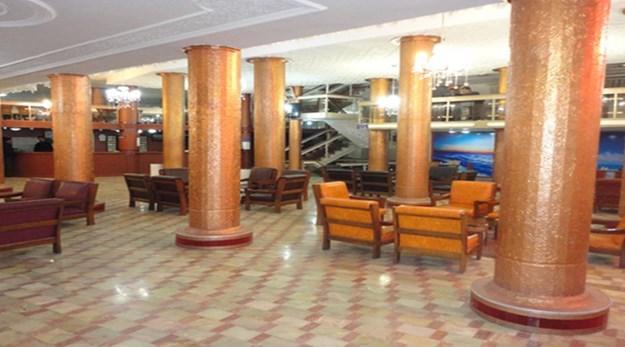 لابی هتل دریا تبریز-دریا