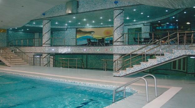 استخر هتل دریا تبریز-دریا