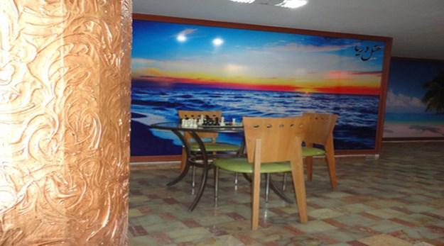 رستوران هتل دریا تبریز-دریا