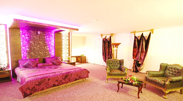 اتاق هتل آوین اصفهان-آوین