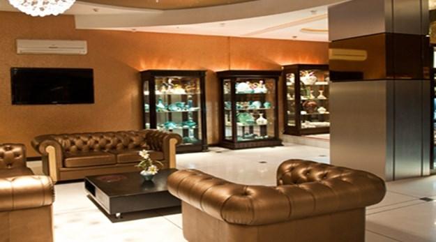 لابی هتل اسپادانا اصفهان-اسپادانا