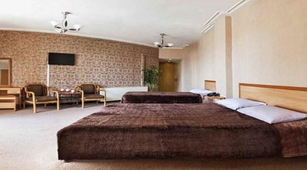 اتاق هتل اسپادانا اصفهان-اسپادانا