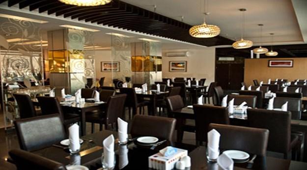 رستوران هتل اسپادانا اصفهان-اسپادانا