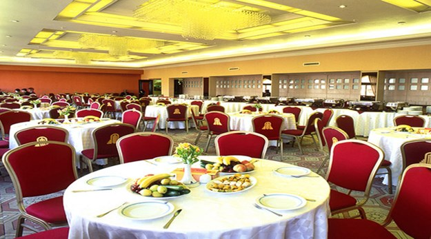 رستوران هتل پارسیان کوثر اصفهان-پارسیان کوثر