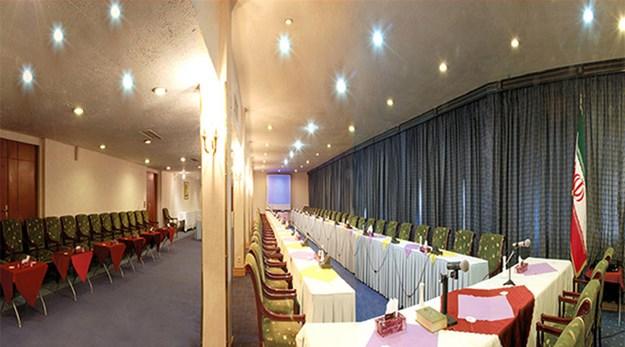 سالن همایش هتل پارسیان کوثر اصفهان-پارسیان کوثر
