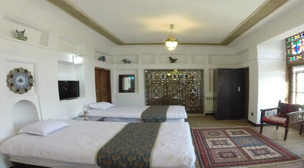 اتاق هتل عتیق اصفهان-عتیق