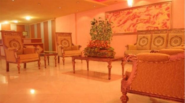نمای هتل رستوران دریا اردبیل-دریا