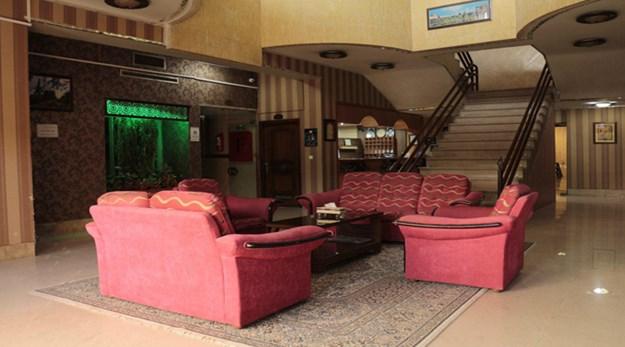 لابی هتل همام اصفهان-همام