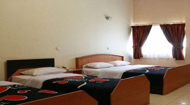 اتاق هتل همام اصفهان-همام