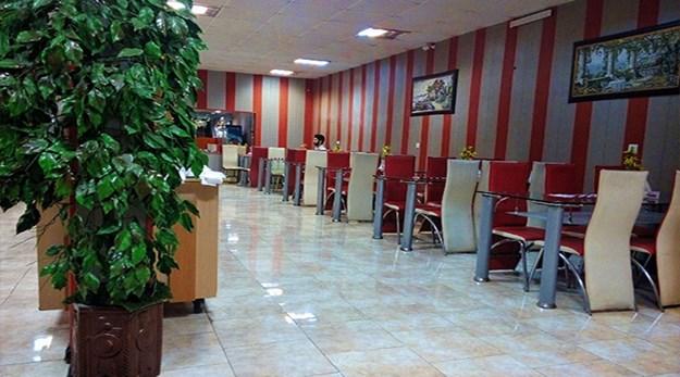 رستوران هتل سیراف بوشهر-سیراف