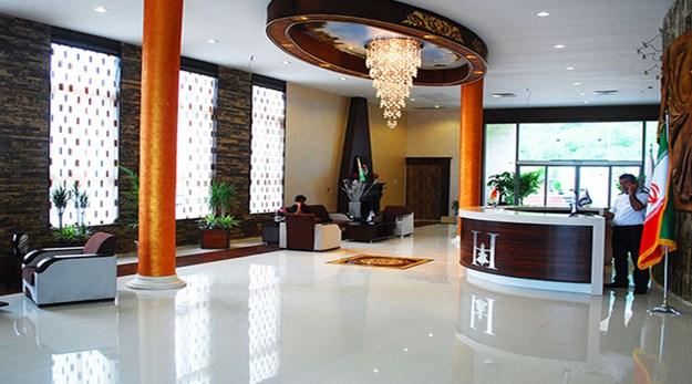 لابی هتل سالاردره ساری-سالاردره