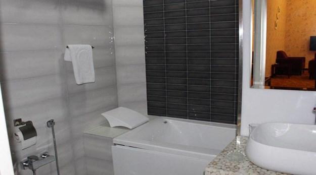 سرویس بهداشتی سوییت های هتل المپیک تهران-المپیک