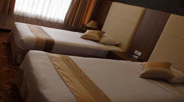 نمای سرویس های خواب سوییت هتل المپیک تهران-المپیک