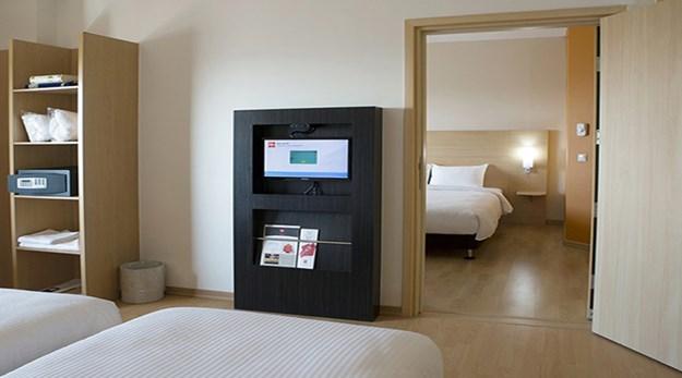 اتاق هتل ایبیس تهران-ایبیس