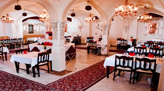 رستوران هتل ایرانشهر تهران-ایرانشهر