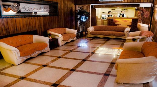 لابی هتل ایرانشهر تهران-ایرانشهر