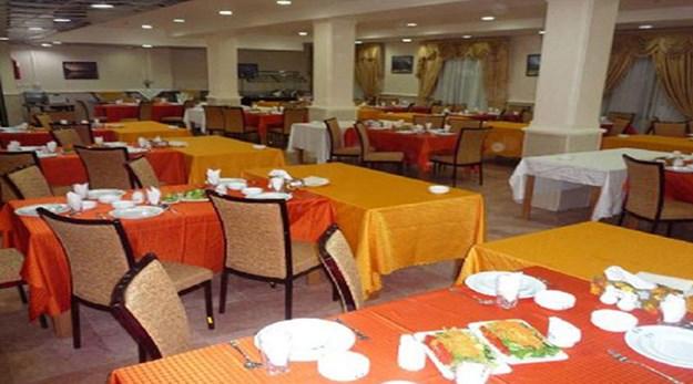 رستوران هتل لاله چابهار-لاله