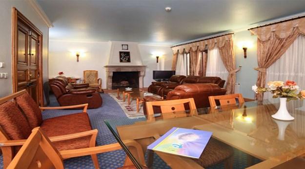 اتاق هتل جهانگردی دیزین- جهانگردی (مجتمع بین المللی)