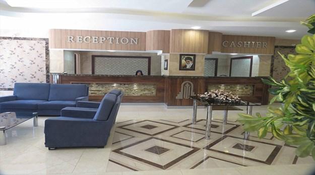 لابی هتل پارسیان آزادی شهرکرد-پارسیان آزادی