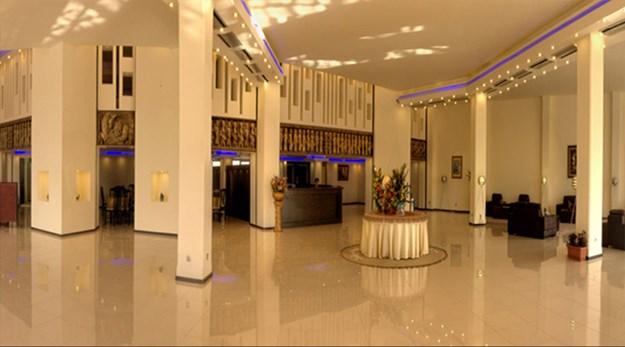 لابی هتل نگارستان کاشان-نگارستان