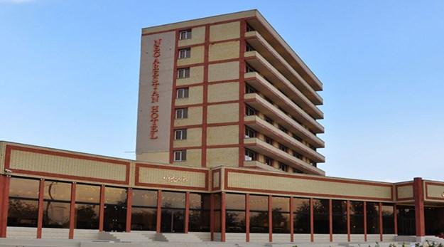نمای بیرونی هتل نگارستان کاشان-نگارستان