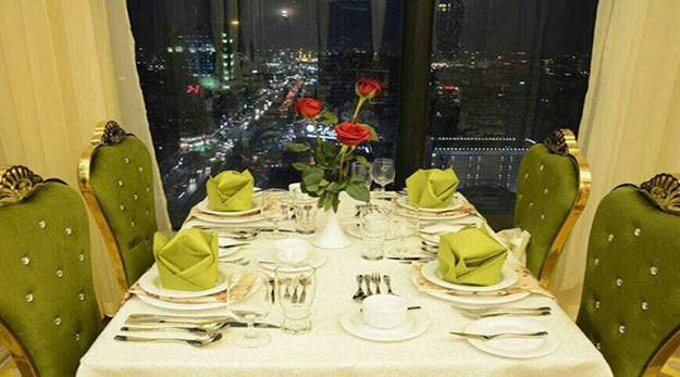 رستوران هتل الماس ۲ مشهد-الماس ٢