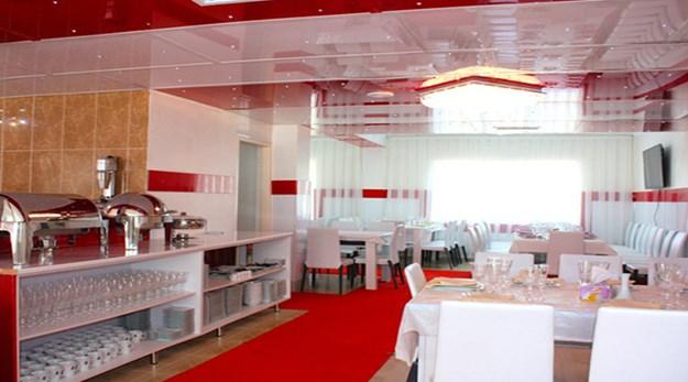 رستوران هتل آنزا کلیبر-آنزا