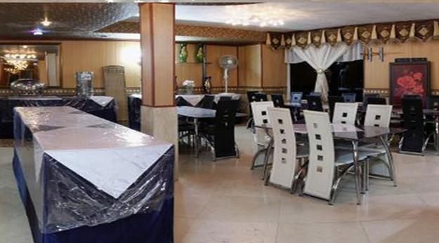 رستوران هتل بوستان سرعین-بوستان