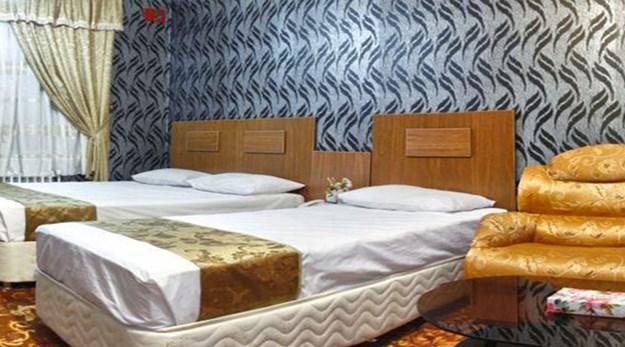 اتاق هتل بوستان سرعین-بوستان