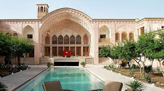 نمای بیرونی هتل  سرای عامری ها کاشان-سرای عامری ها