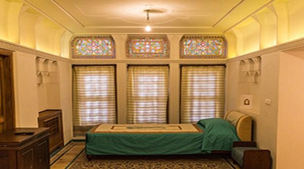 اتاق هتل  سرای عامری ها کاشان-سرای عامری ها
