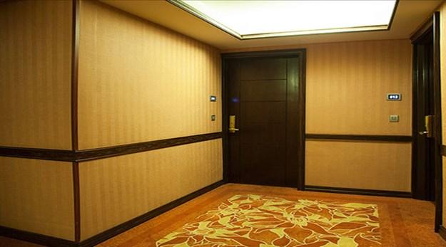 نمای هتل بزرگ ۲ تهران-بزرگ ٢