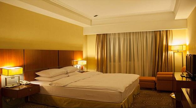 نمای اتاق هتل بزرگ ۲ تهران-بزرگ ٢