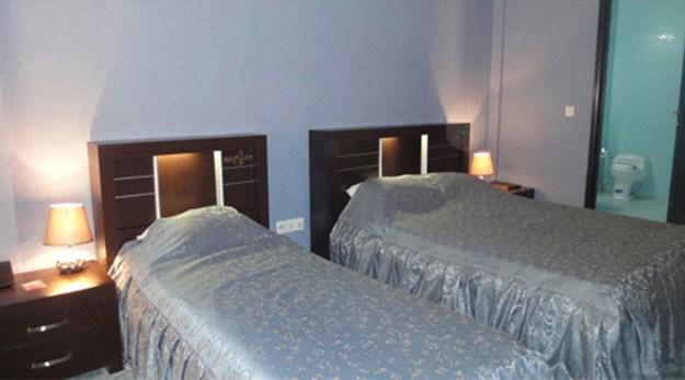 اتاق هتل پاسارگاد بوشهر-پاسارگاد
