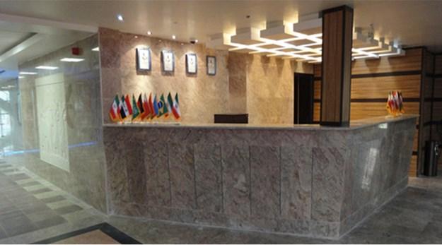 پذیرش هتل پاسارگاد بوشهر-پاسارگاد