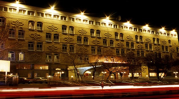 ساختمان هتل بین المللی تبریز-بین المللی
