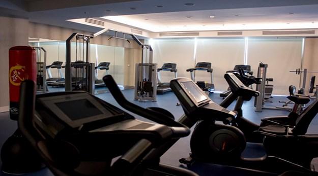 سالن بدن سازی هتل کایا لاله پارک-کایا لاله پارک