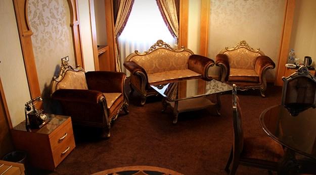 سوییت ملل هتل درویشی مشهد-درویشی