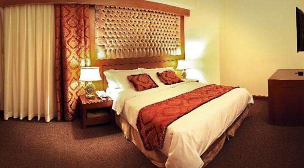 نمای اتاق هتل درویشی مشهد-درویشی