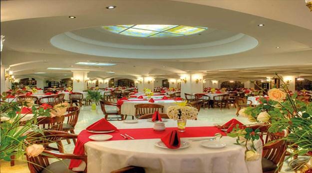 رستوران هتل قصر طلایی مشهد-قصر طلایی